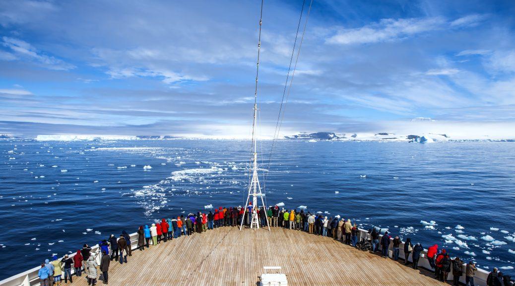 S'évader cette saison : croisière en Antarctique ?